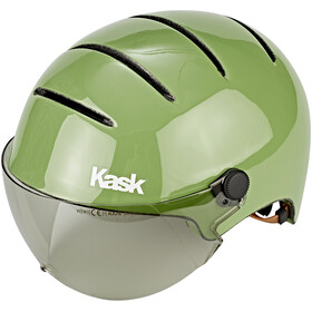 Kask Lifestyle Bike Helmet incl. visor green